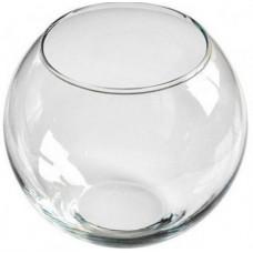 Аквариум круглый плоскодонный 4 л