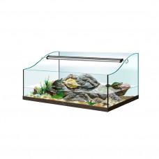 Террариум без тумбы Биодизайн Turt-House Aqua 55 (42 литра) (55х35х32) см
