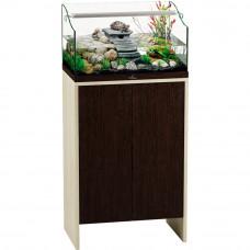 Террариум с тумбой Биодизайн Turt-House Aqua 55 (42 литра) (55х35х32) см