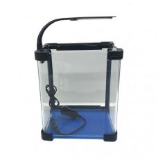 Аквариум 10 литров 220х170х250мм (ZELAQUA)