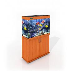 Аквариум Карон без тумбы 160 литров прямоугольный (90х35х56) см.