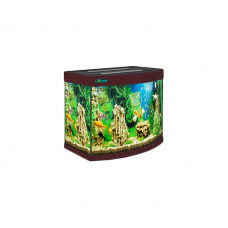 Аквариум Патонг без тумбы 120 литров, панорама (70х42х46) см.