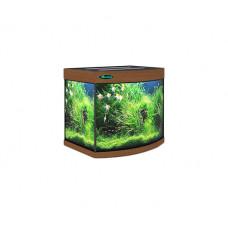 Аквариум Патонг без тумбы 80 литров, панорама (60х36х46) см.
