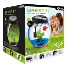 Аквариум AquaEL Sphere 37, 25 литров