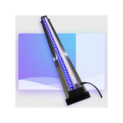 Светильник LED (белый+синий) ZelAqua, 120 см, 6000 lm