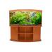 Аквариум Аквас без тумбы панорамный 400 литров. (140х56х64) см.