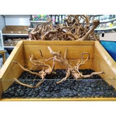 Вишневая коряга для аквариума, от 400 руб