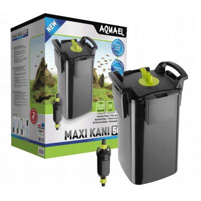 Внешний фильтр Aquael MAXI KANI 500 с выносной помпой