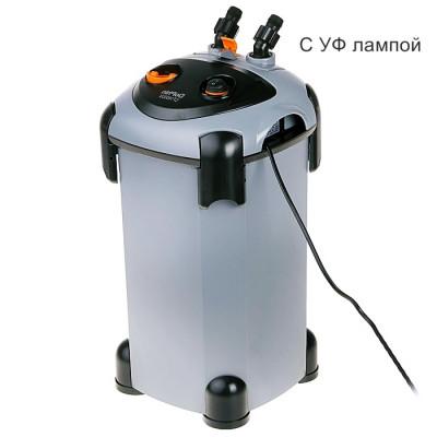 Dophin CF-1400UV (KW) внешний фильтр с UV лампой 9W 1400л/ч от 150 до 500 л