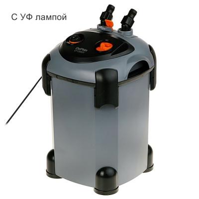 Dophin CF-1200UV (KW) внешний фильтр с UV лампой 9W 1200л/ч от 100 до 350 л