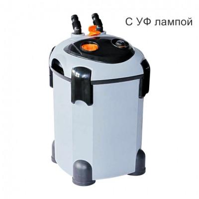Dophin CF-700UV (KW) внешний фильтр с UV лампой 7W 750л/ч от 50 до 200 л.