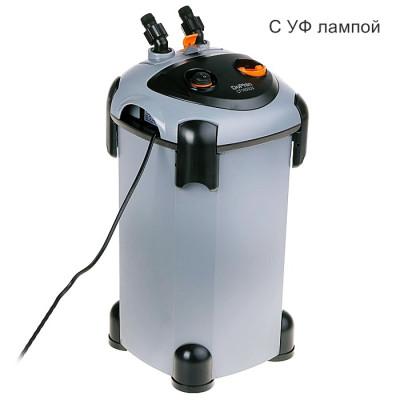 Dophin CF-800UV (KW) внешний фильтр с UV лампой 7W 850л/ч от 70 до 250 л.