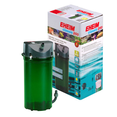 Внешний фильтр ЕНЕIМ CLASSIC 250 (2213), с наполнителями (губки). До 250 л