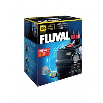 Внешний фильтр Fluval 106, для аквариумов до 150 литров