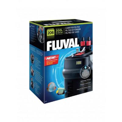 Внешний фильтр Fluval 206,для аквариумов до 250 литров