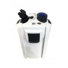 "Фильтр внешний HW-702B ""SUNSUN"", с UV стерилизатором 24W, лампа 9W (1000л/ч,акв. до 300л), (ZELAQUA)"