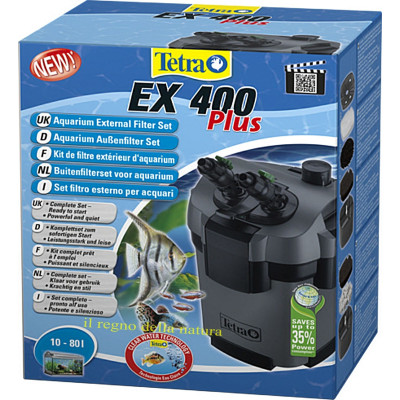 Tetratec ЕХ 400 PLUS Внешний фильтр 400 л/ч до 60 л