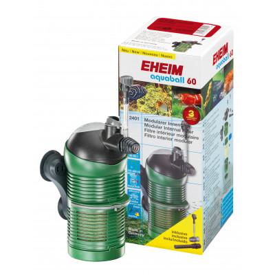 Eheim Aquaball 60 - внутренний фильтр до 60 литров, 150-480 л/ч