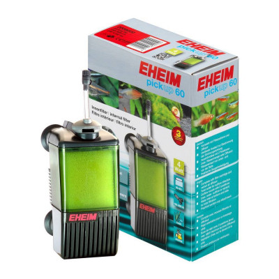 Eheim Pickup 60 2008 - внутренний фильтр для аквариумов до 60 л, 150-300 л/ч