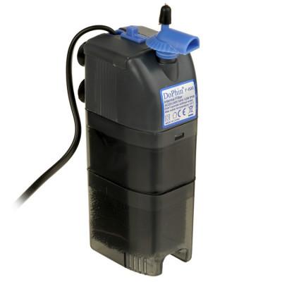 Внутренний фильтр DOPHIN F-800 (KW) 5.3 ВТ. 360 л/ч С РЕГУЛЯТОРОМ И УГЛЕМ