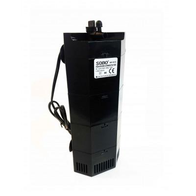 Фильтр внутренний угловой WP707C 12 вт, 650 л/ч( ZELAQUA)