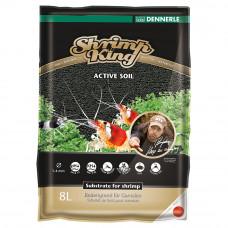 Грунт Dennerle Shrimp King Active Soil, 8л