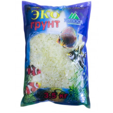 """Кварцевый песок """"Кристальный"""" 1,0-2,0 мм 3,5кг"""
