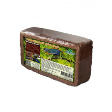 Террариумный субстрат кокосовая крошка 650 гр - экологически чистый природный материал