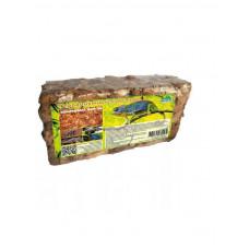 Террариумный субстрат кокосовые чипсы 550 гр - экологически чистый природный материал