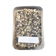 Грунт Zelaqua галька Феодосия 2-5 мм. 3 кг