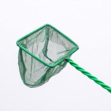ALEAS Сачок для рыб зелёный 7.5 см