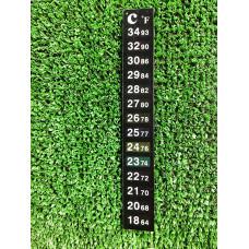 Термометр наклейка ( ZELAQUA)