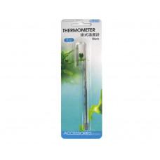 Термометр аквариумный навесной 18см
