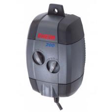 Компрессор Eheim Air Pump 200 для аквариума до 200 л