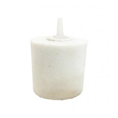 ALEAS Белый корундовый распылитель цилиндр 50*50*6 мм