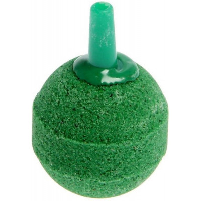 Минеральный распылитель VladOx - зеленый шарик 26*23*4 мм в упаковке