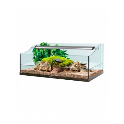 Террариум без тумбы Биодизайн Turt-House Aqua 100 (123 литра) (100х50х38) см