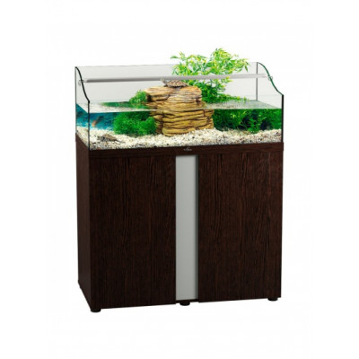 Террариум с тумбой Биодизайн Turt-House Aqua 100 (123 литра) (100х50х38) см