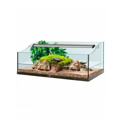 Террариум без тумбы Биодизайн Turt-House Aqua 120 (170 литра) (120х55х40) см