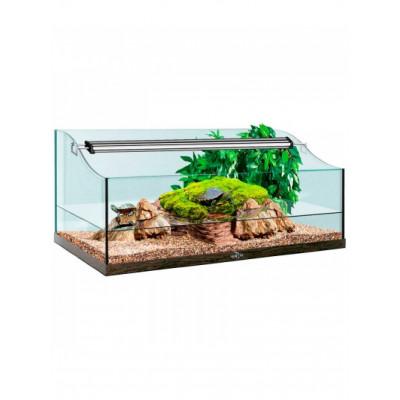 Террариум без тумбы Биодизайн Turt-House Aqua 70 (64 литра) (70х40х34) см