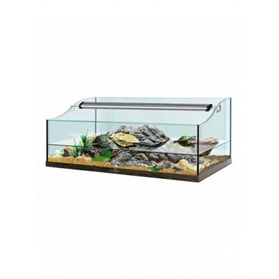 Террариум без тумбы Биодизайн Turt-House Aqua 85 (92 литра) (85х45х36) см
