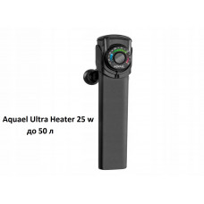 Нагреватель AQUAEL Ultra Heater 25w на 10-25л