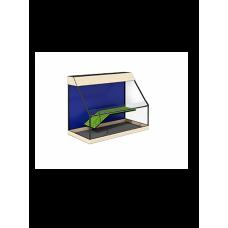 Террариум без тумбы Zelaqua 70 литров открытый (60х30х46) см.