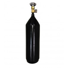 Баллон на 4 литра с вентилем CAVAGNA с выходом W21,8 (Европейский стандарт)