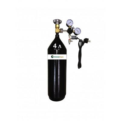 Система СО2 с 4-литровым баллоном