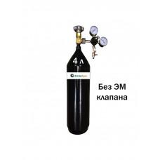 Система СО2 с 4-литровым баллоном без ЭМ клапана