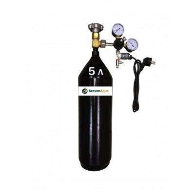 Система СО2 с 5-литровым баллоном