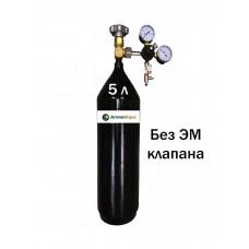 Система СО2 с 5-литровым баллоном без ЭМ клапана