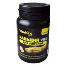 VladOx Кальций Vita для рептилий, 120 мл