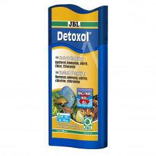 JBL Detoxol - препарат для быстрой нейтрализации токсинов в акв. воде, 100 мл